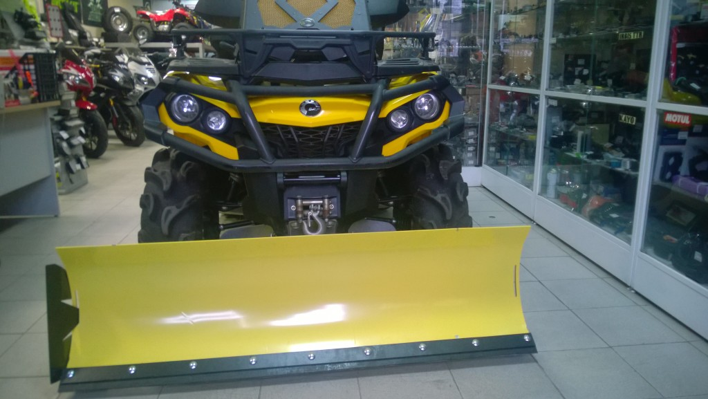 Снегоотвал 150 ATV IRON